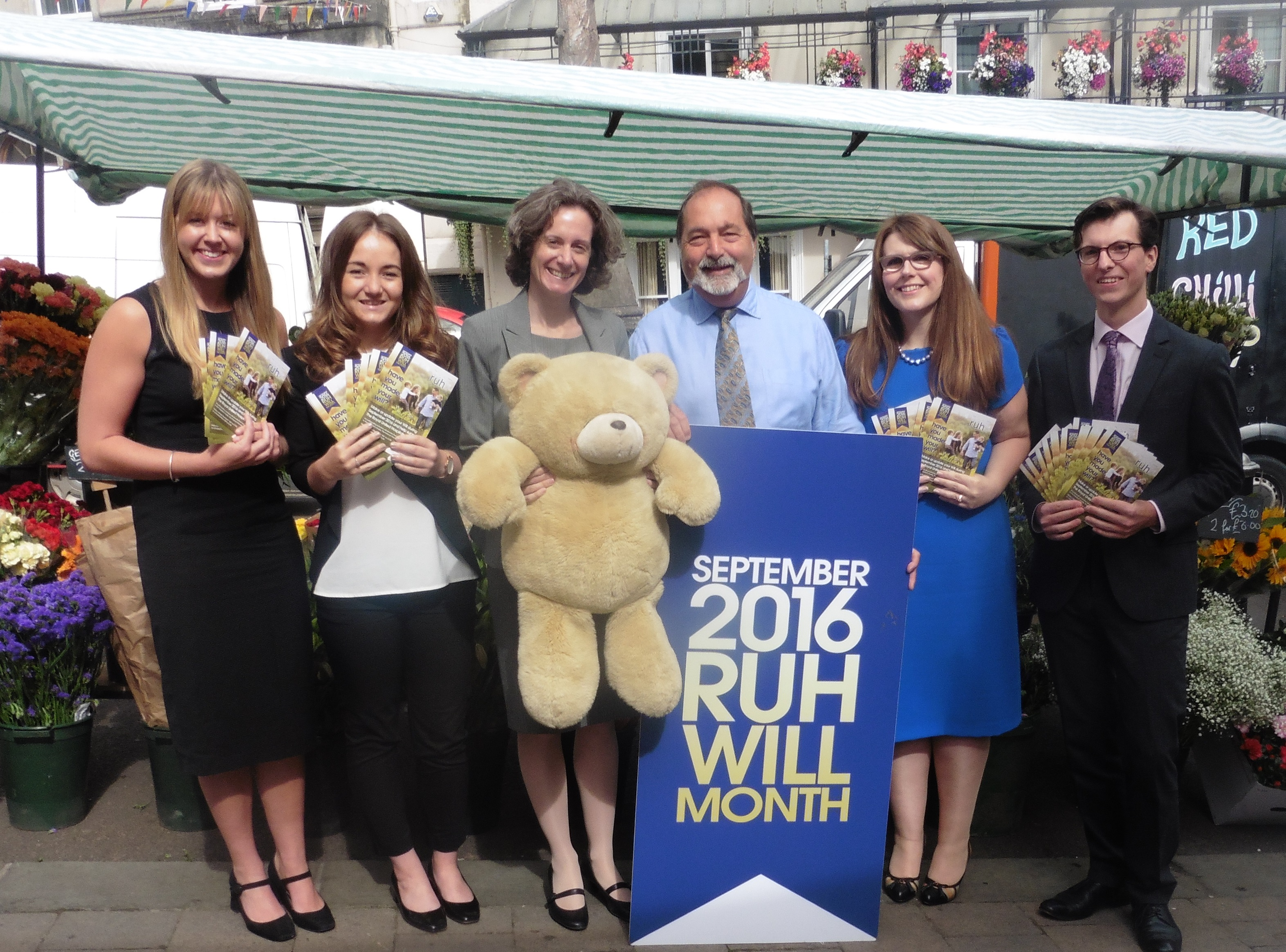 FDC Law raises over Five Thousand Pounds for the RUH